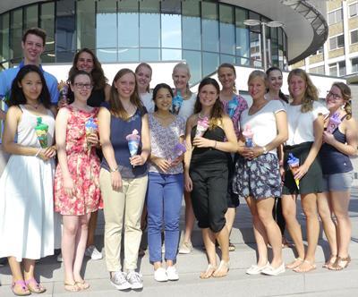 BM(EU) Students in Kassel