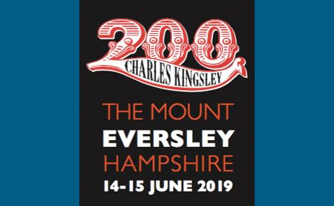 Charles Kingsley 200 logo