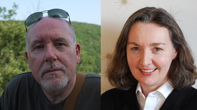 John Armitage and Joanne Roberts