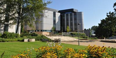 University of Southampton campus