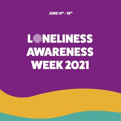 Loneliness Awareness Week logo