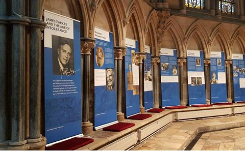 The Exhibition at Lincoln Cathedral