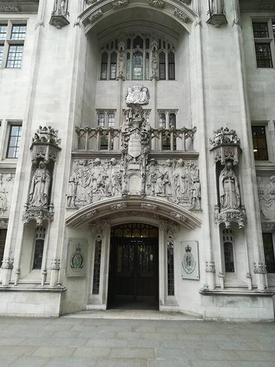 The Supreme Court, London
