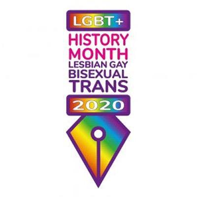 LGBT History Logo