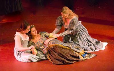Dido and Aeneas, Death scene