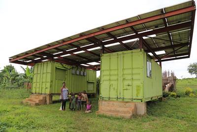 Mini grids in Uganda