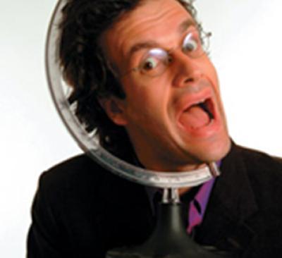 Comedian Marcus Brigstocke