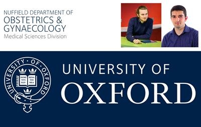 Invited talk in Oxford