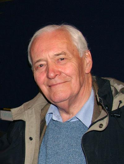 Tony Benn. Photo credit: Isujosh