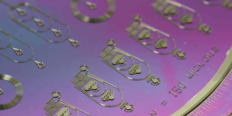 Microfluidic wafer