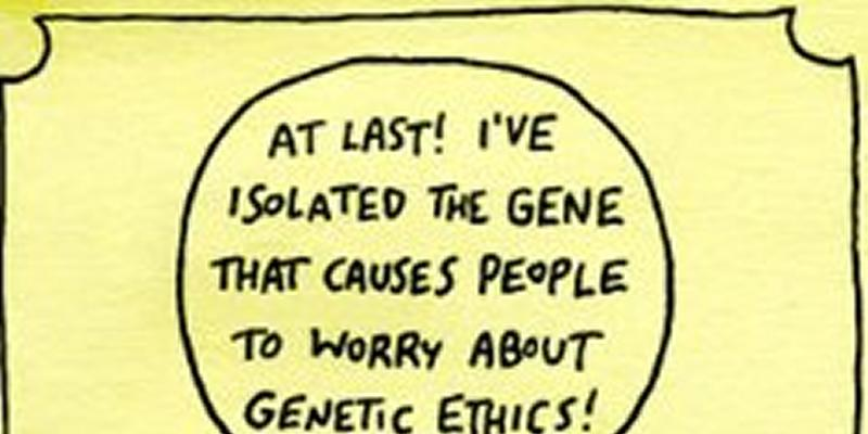 The complex issues of genetic data