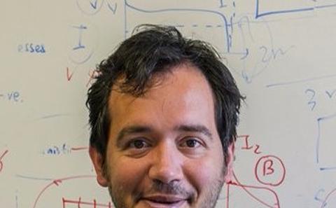 Picture oProfessor Alejandro Franco