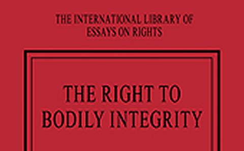 Bodily Integrity Book Cover Image