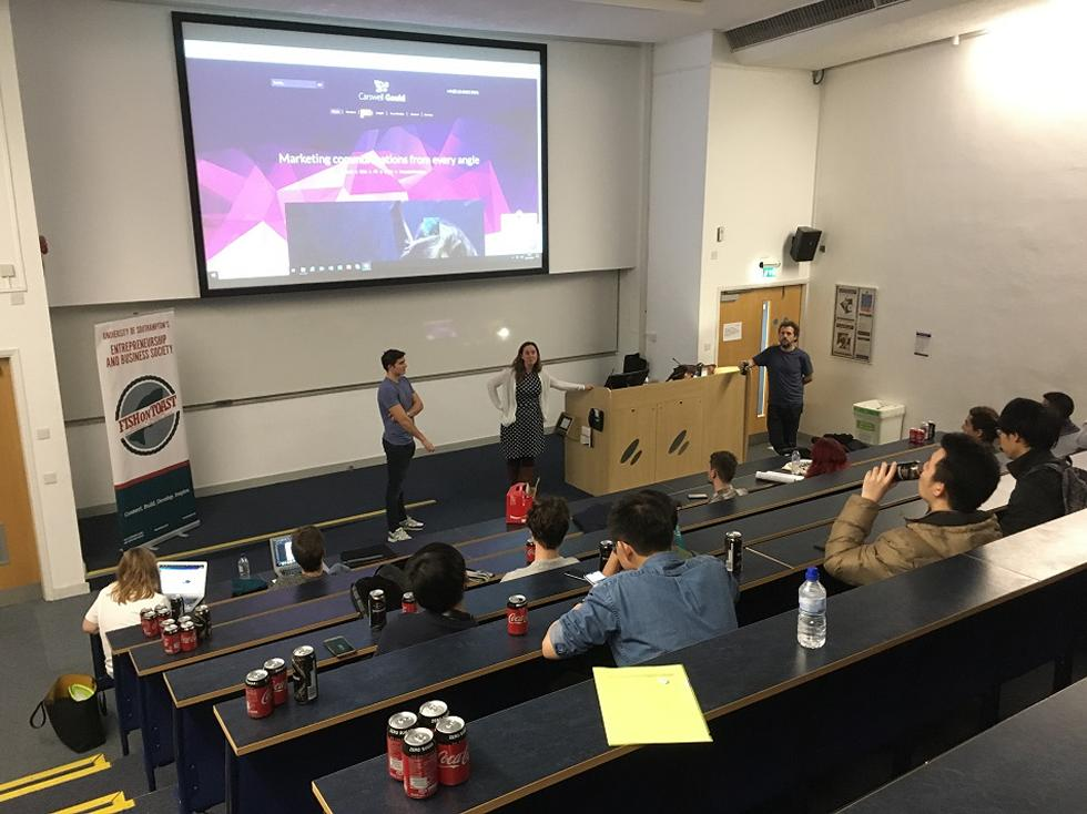 Business Basics Event - Hosted by Fish on Toast and Student Enterprise