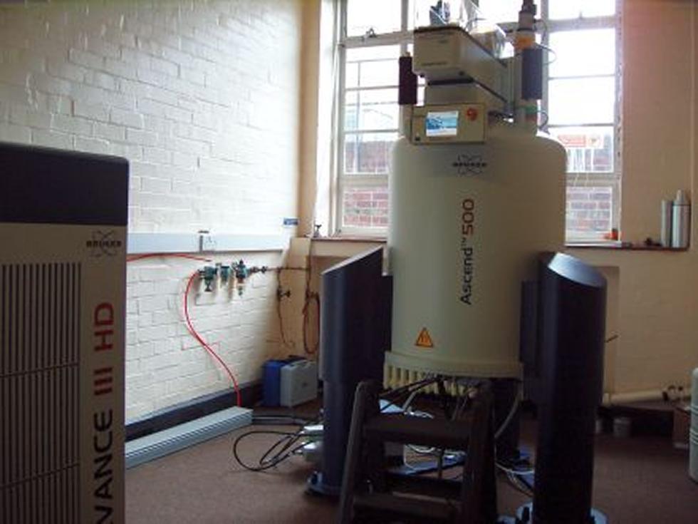 AVIIIHD500 FT-NMR Spectrometer