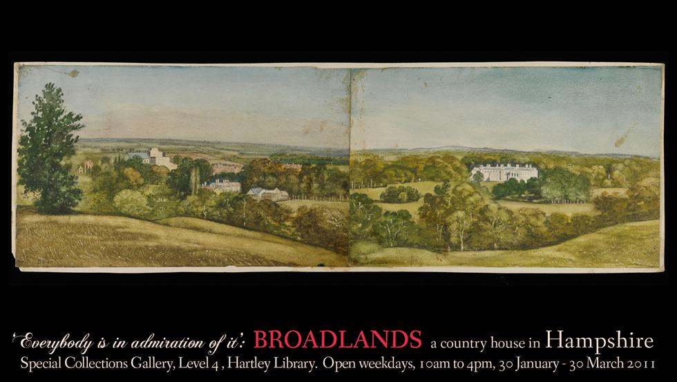 Broadlands exhibition screen 12