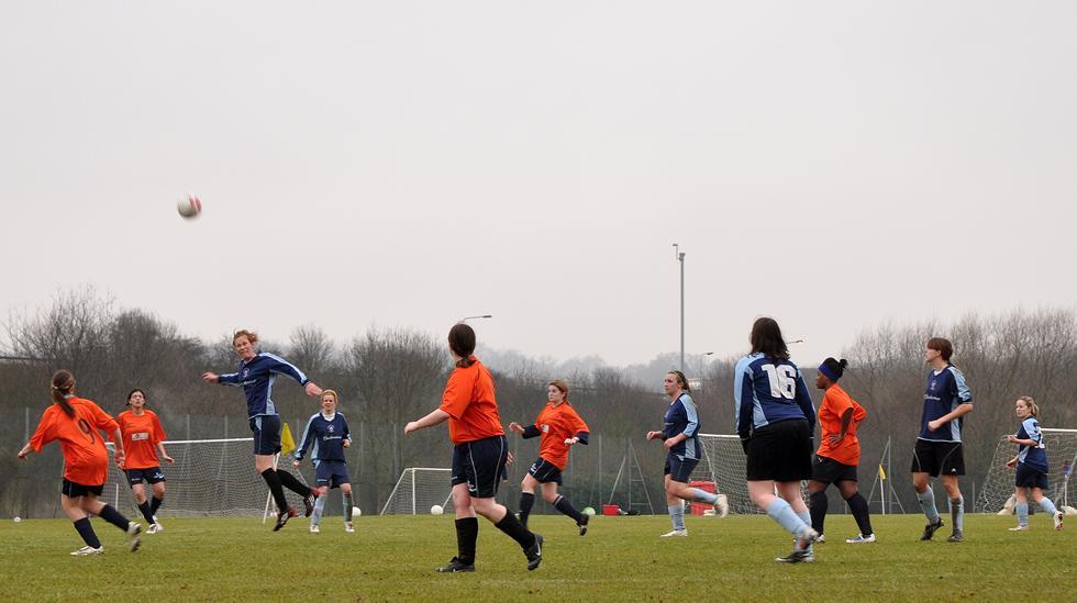 Ladies Football