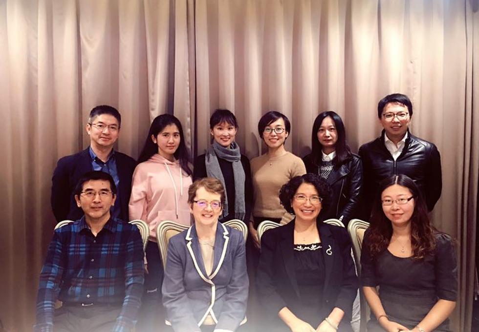 Xiamen alumni group