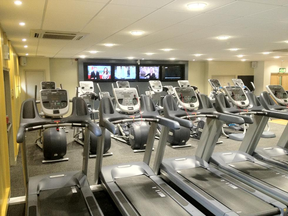 The Gym at Bitterne Leisure Centre