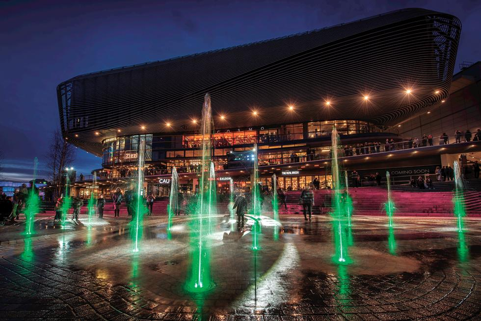 West Quay Watermark (courtesy of Hammerson plc)