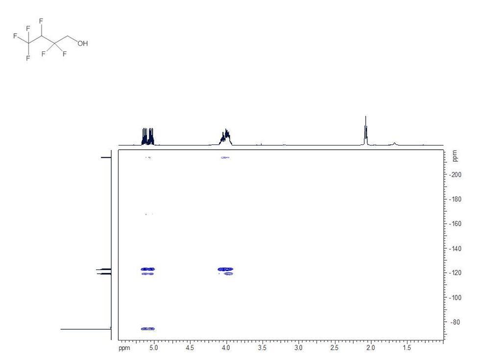 2,2,3,4,4,4–hexafluorobutan–1–ol