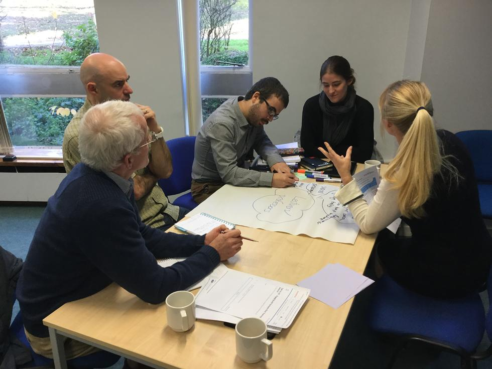 Schools Engagement Training Pilot, November 2017