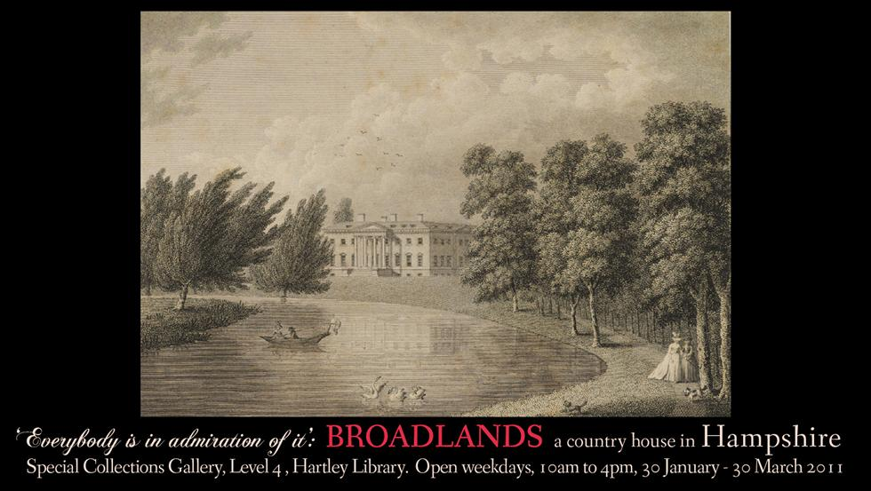 Broadlands exhibition screen 7