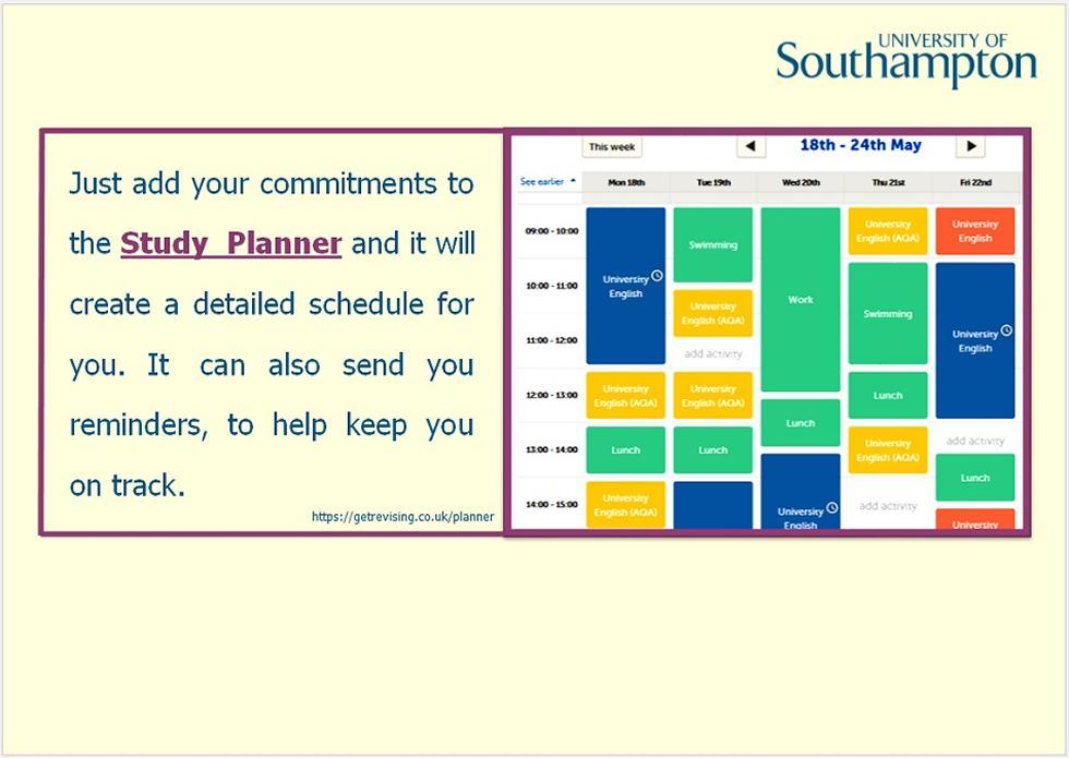 Time management guide - slide 12