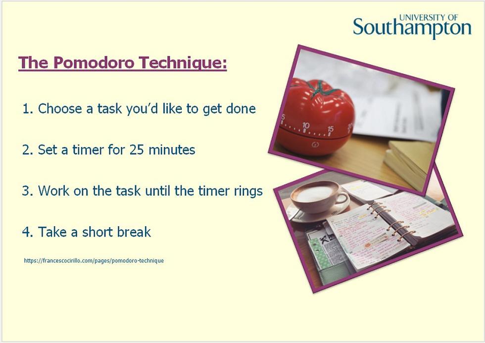 Time management guide - slide 14