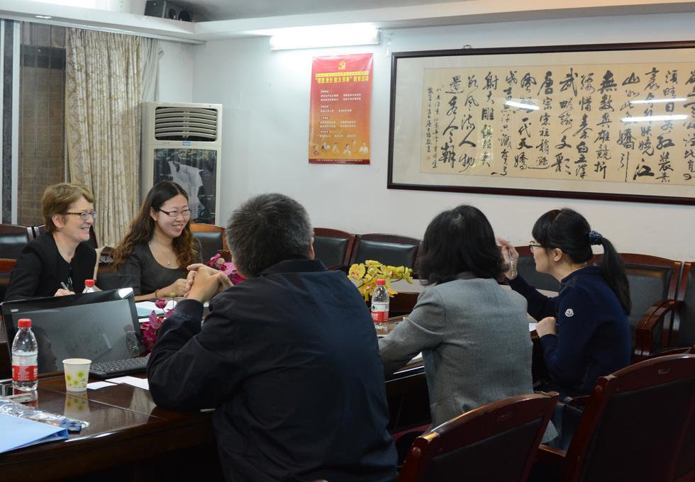 Sun Yat-Sen University School of Law Dean, Deputy Dean and Study Abroad Programme Coordinator