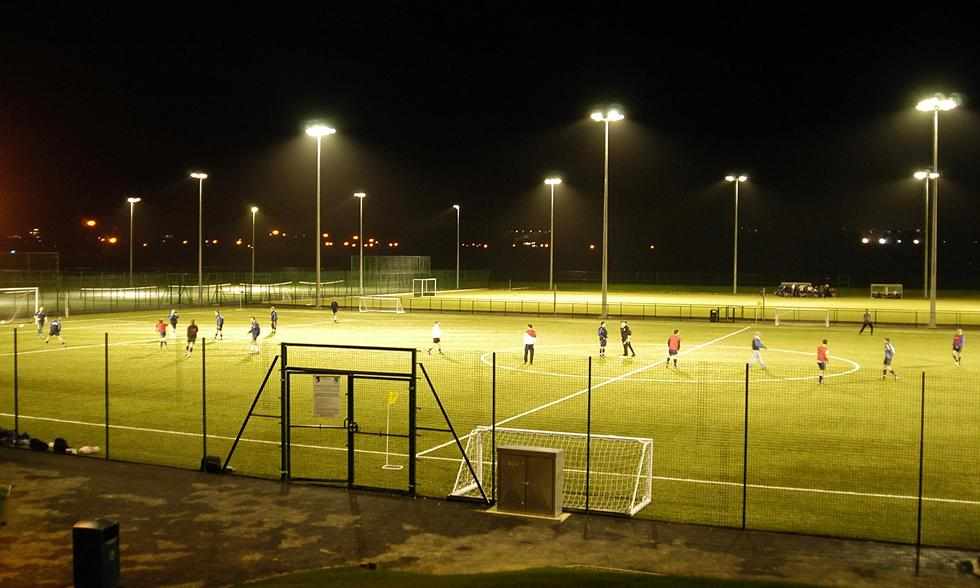 Floodlit Artificial Pitches
