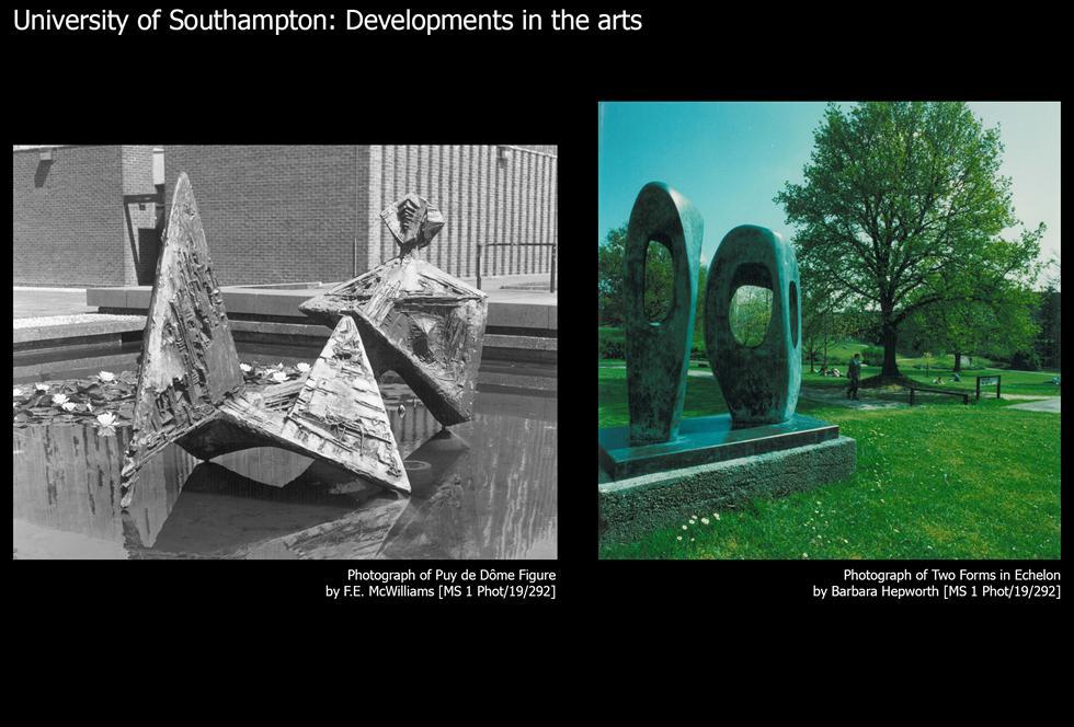 Image #15: University Sculptures