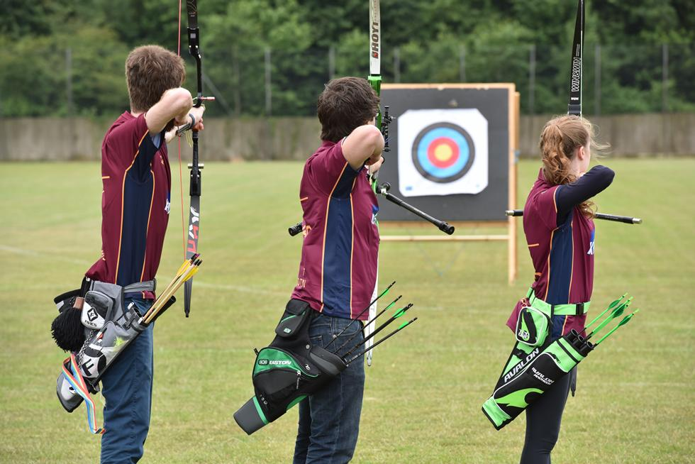 Archery at Wide Lane Sports Grounds