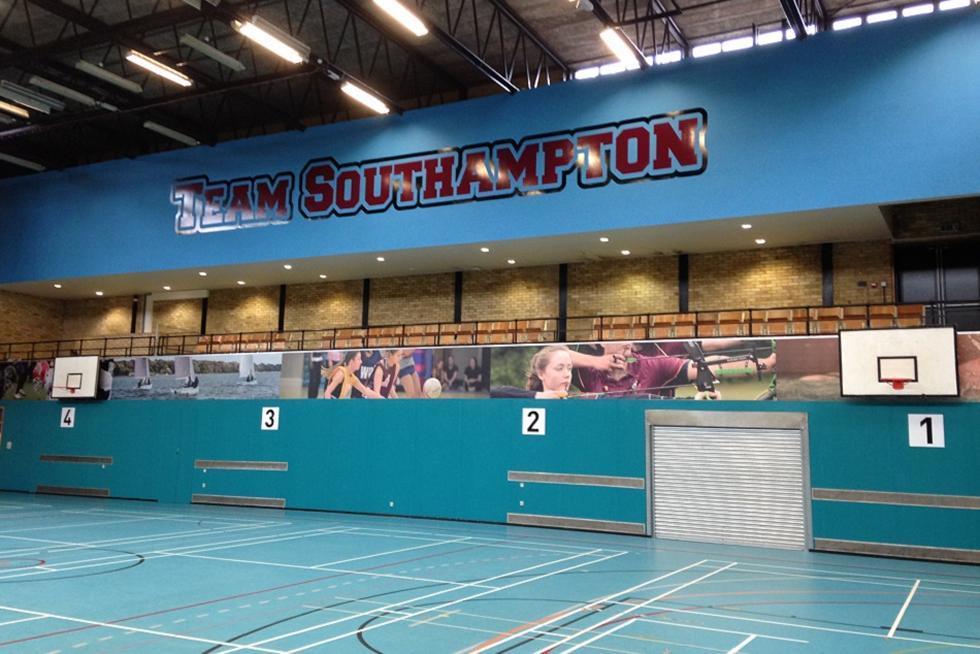 Team Southampton Hall