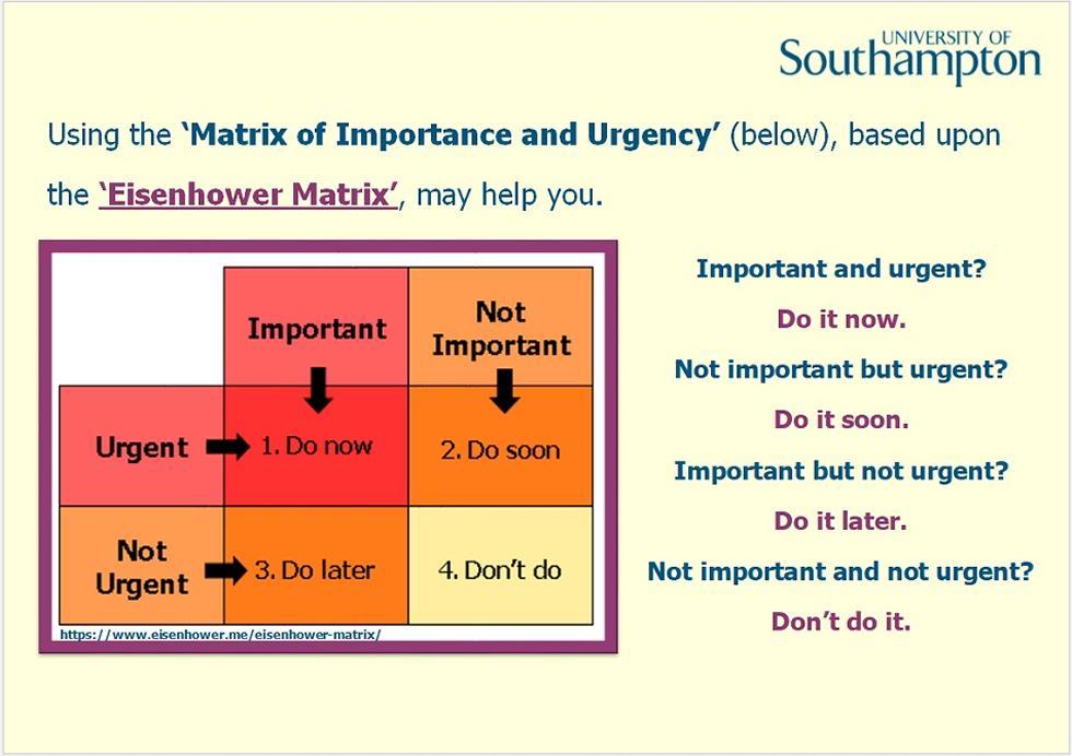 Time management guide - slide 10