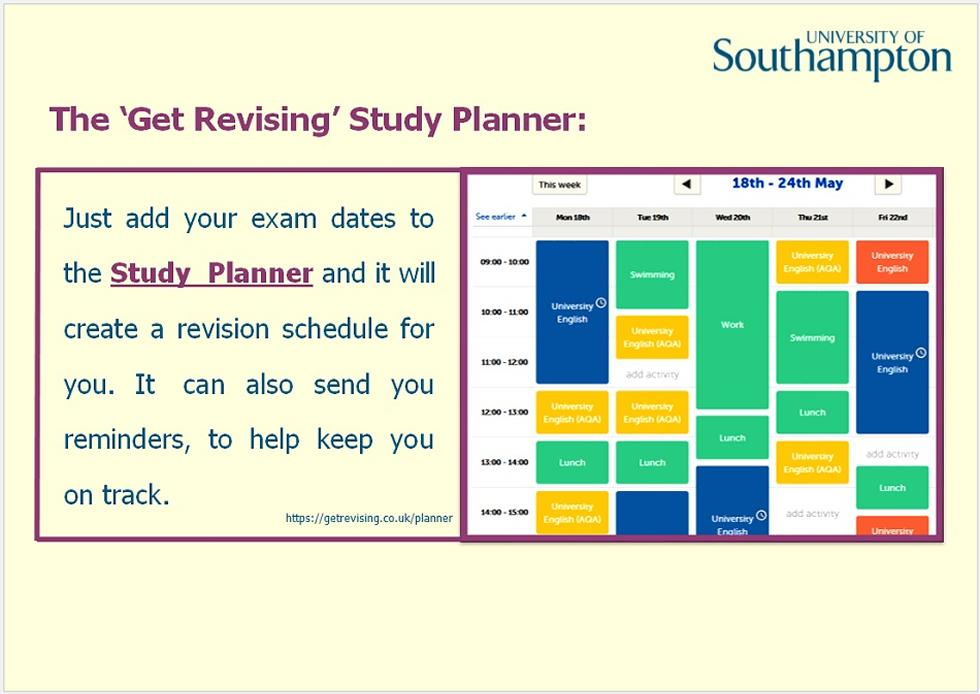 Revision and memory guide - Slide 8