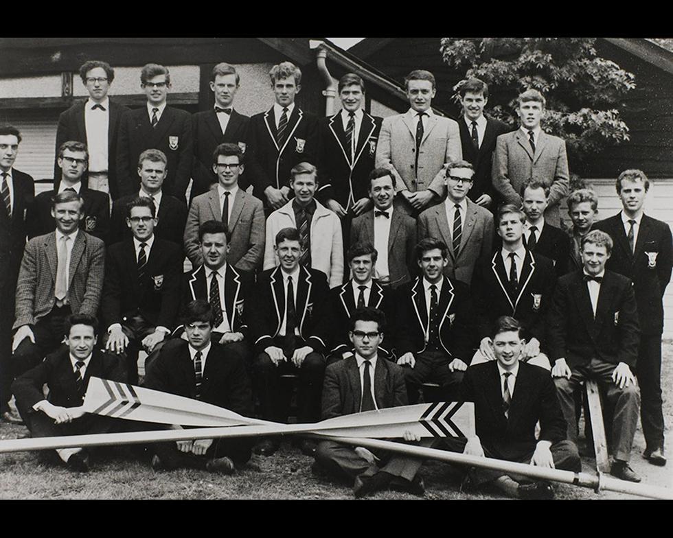 Sports: Boat club, 1962-3