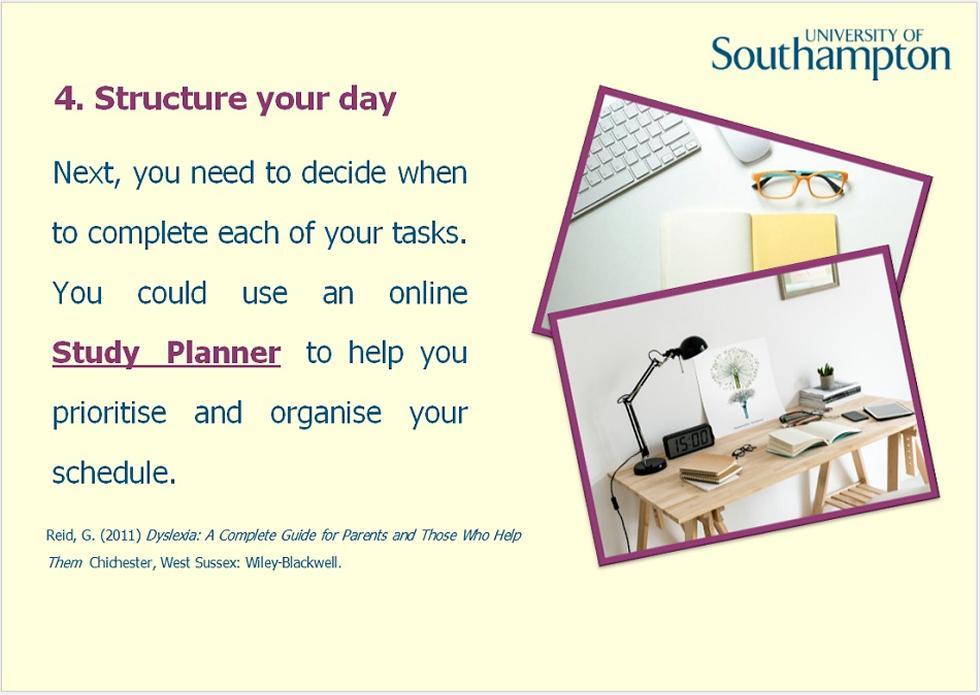 Time management guide - slide 11