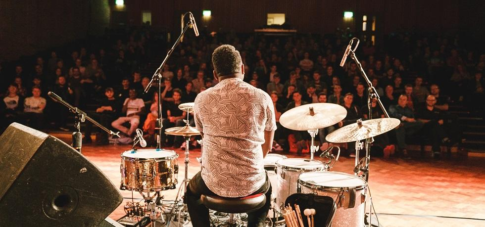 Drumming Masterclass with Nate Smith, Graham Russell Drums