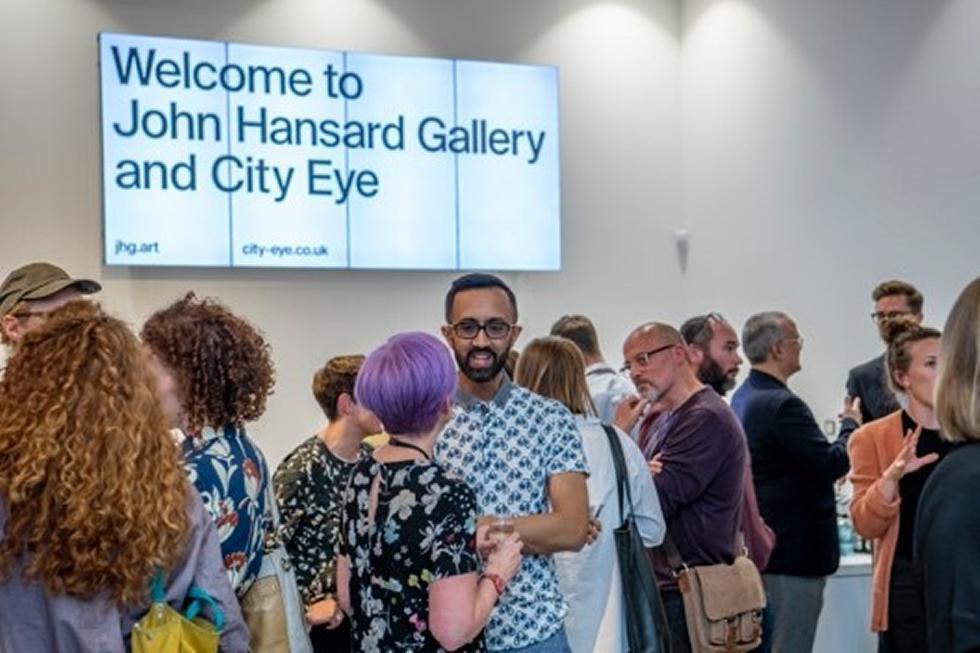 John Hasgard event