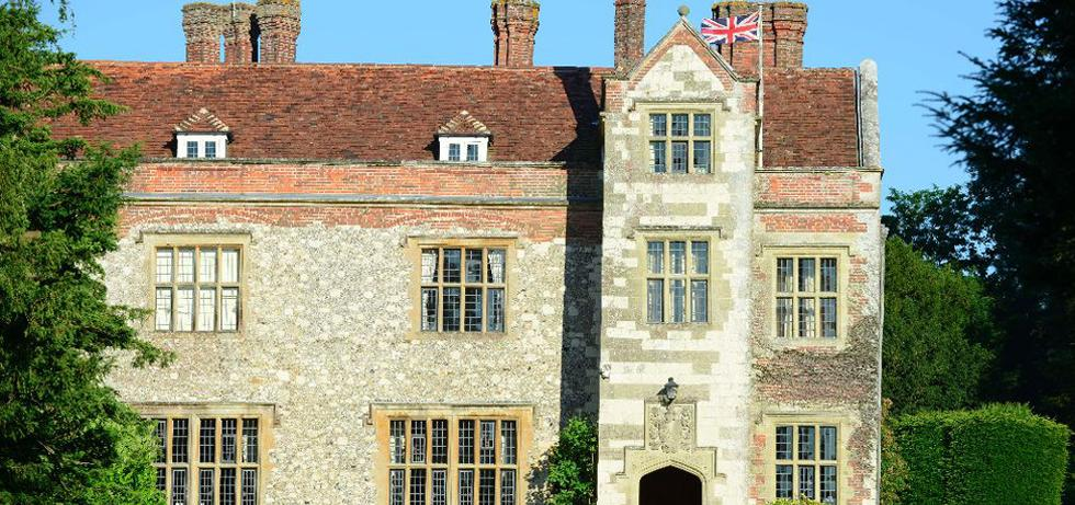 Chawton House Library, image courtesy of English Department
