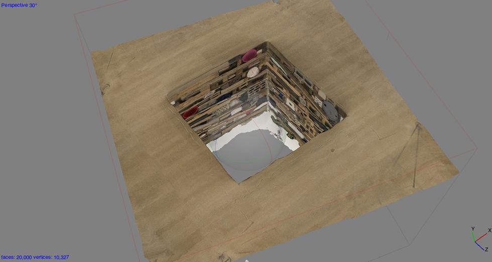 Slideshow image - 3D scan