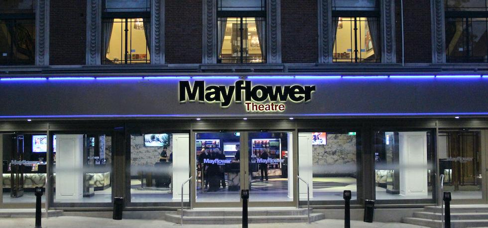 Mayflower Theatre, Southampton, the biggest theatre on the south coast