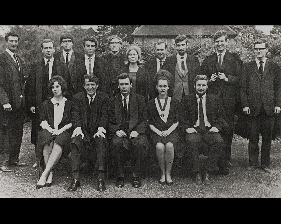 Student life: Student Council, 1964-5