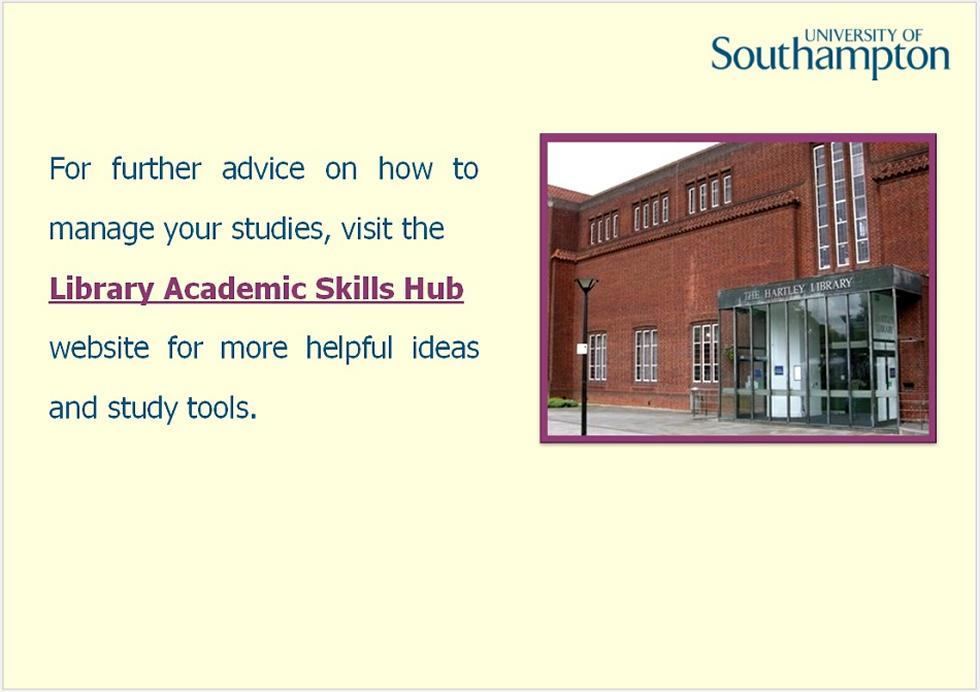 Time management guide - slide 15