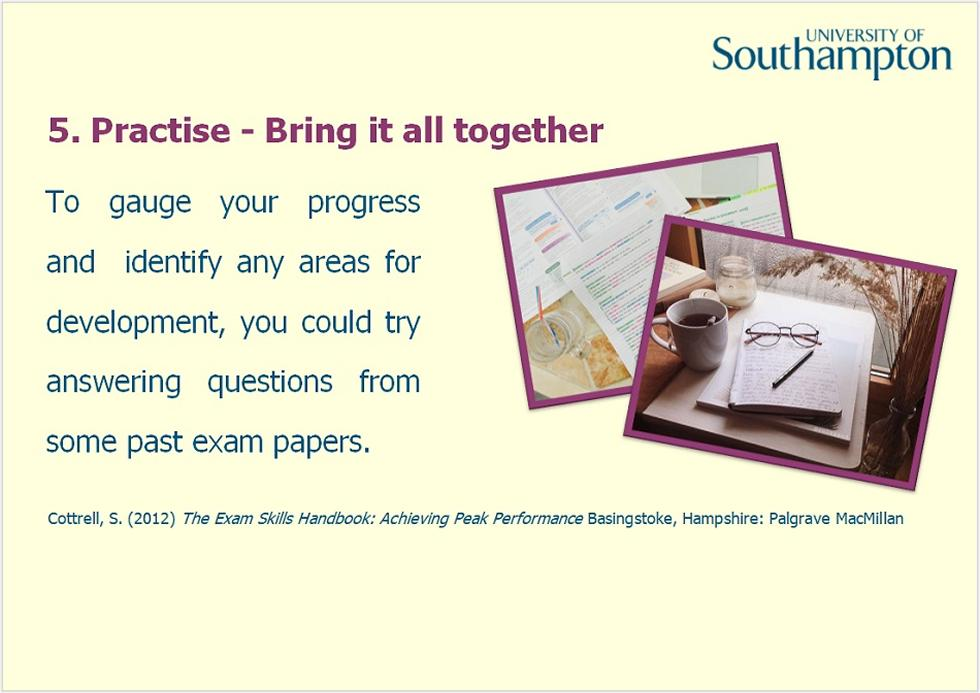 Revision and memory guide - Slide 17