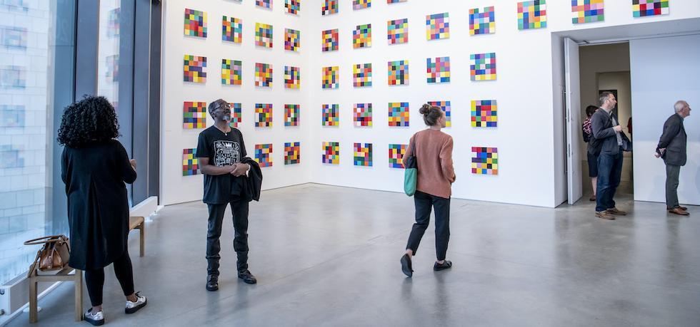Gerhard Richter, 4900 Farben (Version I), ARTIST ROOMS