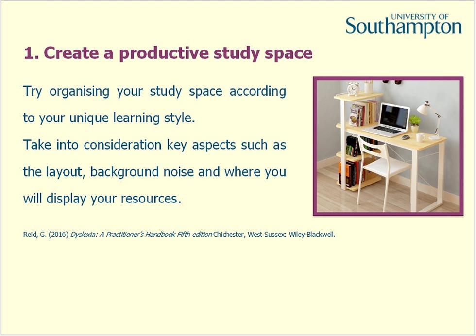 Time management guide - slide 3