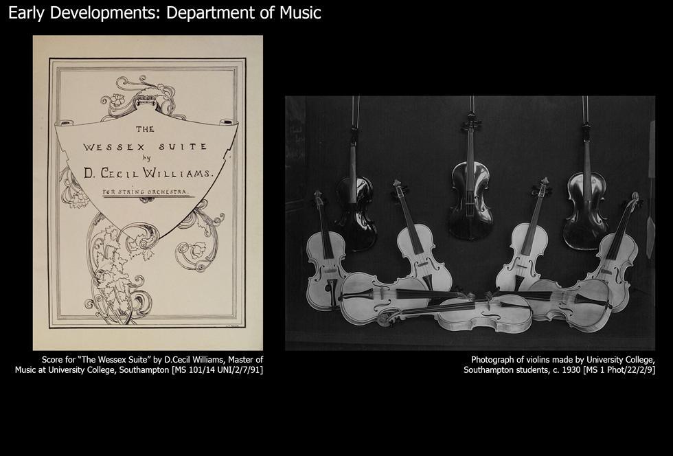 Image #7: Music Department