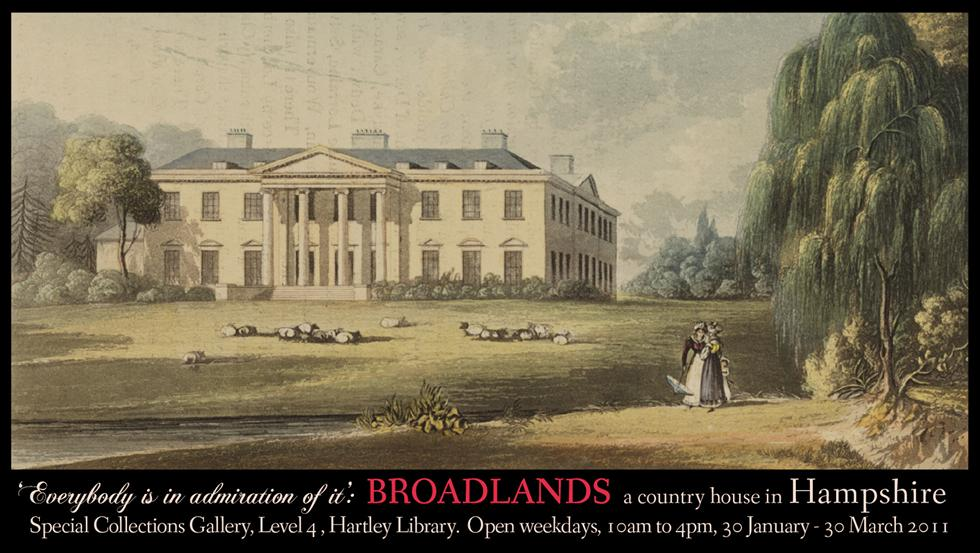 Broadlands exhibition screen 1
